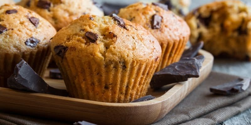 """I've made these muffins are amazing. Our go-to make-ahead breakfast for years now. But I discovered something that makes them even better- xantham gum!!!"""