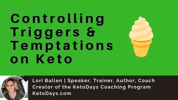 Temptations on Keto