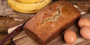 Who doesn't love Banana Bread? Eating keto doesn't mean you have to pass on the yummy eats! Try this Keto Banana Bread recipe and satisfy that craving for Keto Bread and Sweets. In my recipe, I used Banana Extract and added a scoop of Quest Vanilla Milkshake Protein Powder and 2 tablespoons of MCT Oil which are each, optional.