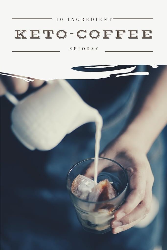 10 ingredient keto coffee