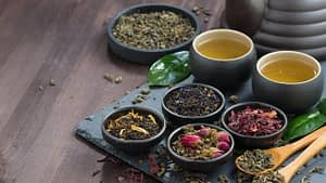 My tea obsession began after finding out that I had a combination of high blood pressure as well as sensitivity to the coffee bean. I began exploring wellness teas and learning the benefits of various herbs and teas.
