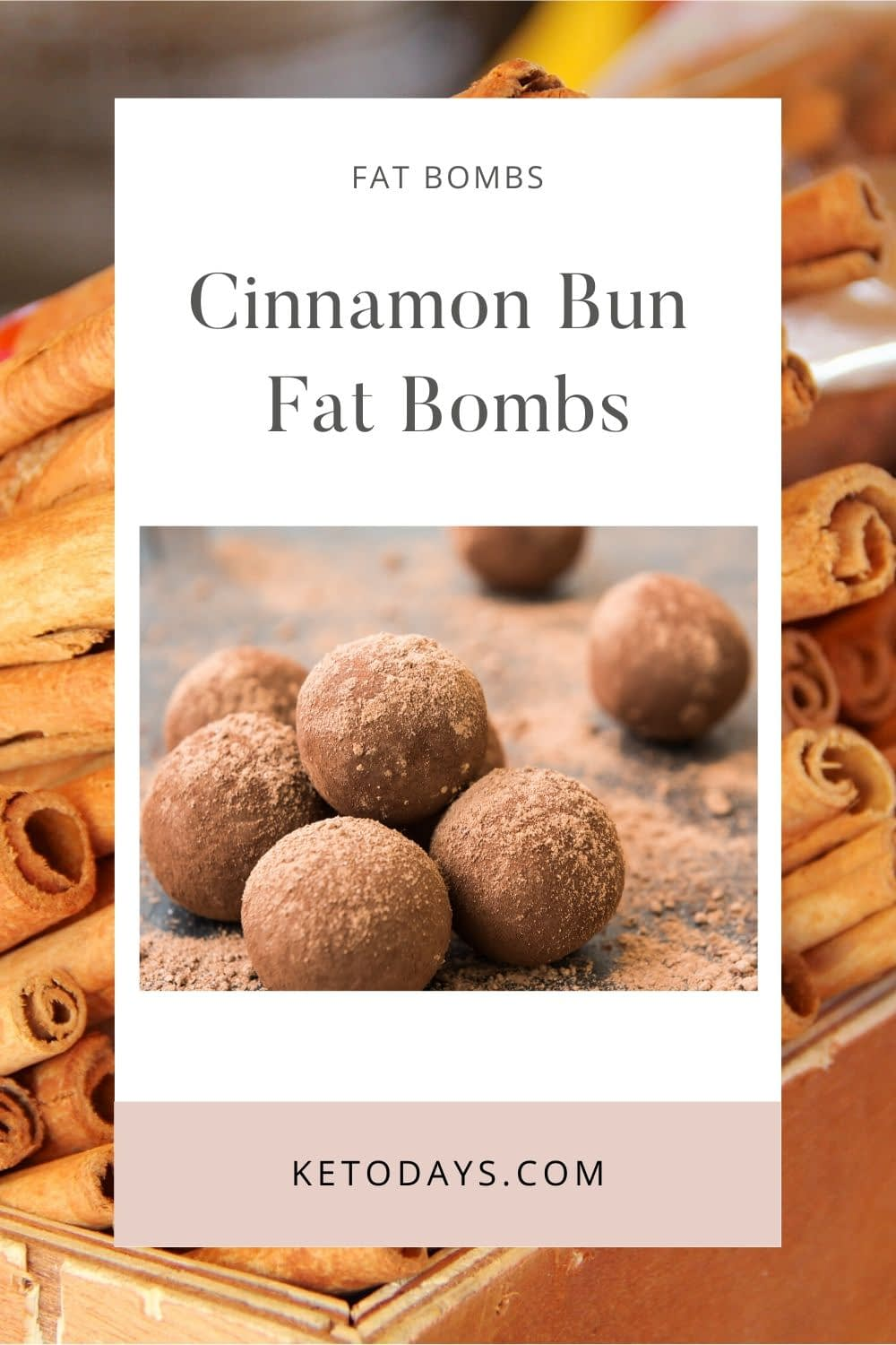 Keto fat bombs are small, bite-sized treats. They are generally made sweet with a keto sweetener like Swerve and have a high-fat content. Keto Fat bombs are often kept in the freezer or fridge and can be made as balls, mini-muffins, candies and so forth.