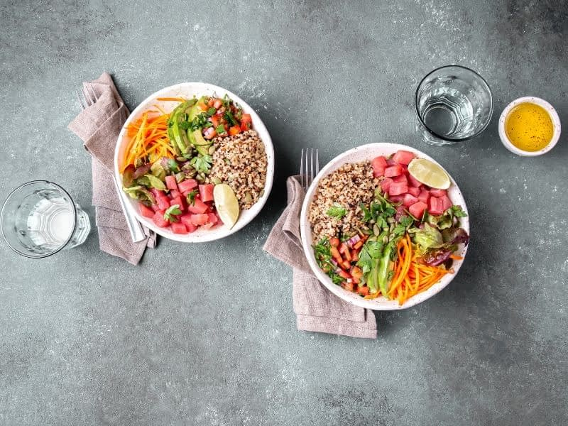 Let's take a look at some of the most nutrient-dense, delicious keto bowls you can make yourself, to help you stay on target with your ketogenic diet.