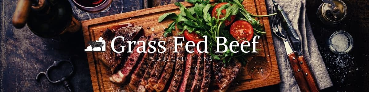 grass fed beef delivered