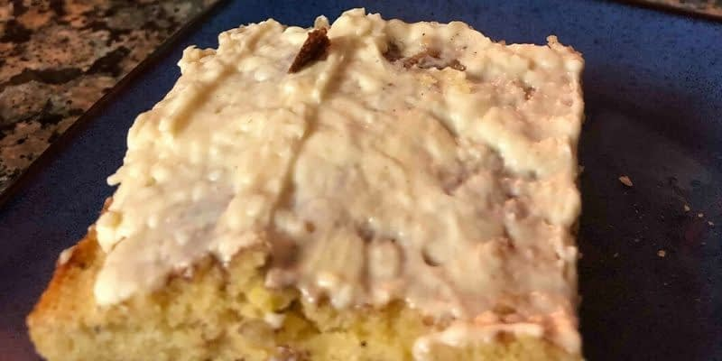 Put on a fresh pot of coffee and enjoy a slice of this scrumptious Keto Cinnamon Coffee Cake. I made mine with collagen, protein powder, and MCT Oil but none of those are required if you don't wish to use them.
