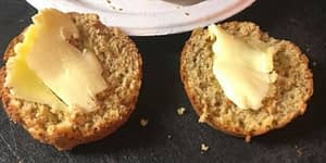 This Banana Bread Muffin Keto Recipe hits the spot! You have several options to make this keto recipe with your favorite ingredients.