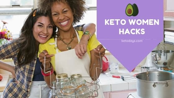 "I love Leanne Vogel, creator of Keto for Women. I have her Keto Diet Guide and Keto Diet cookbook and love her work at Healthful Pursuit. In this podcast, Leanne talks about ""lady hacks"" for keto women."